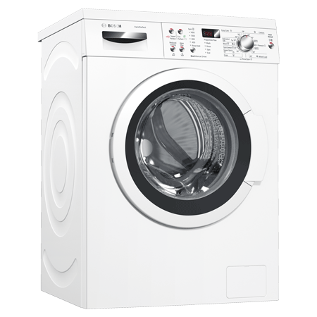 BOSCH WAP28390GB, 8kg Washing Machine - Automatic in white, 1400 rpm with A+++ energy efficiency