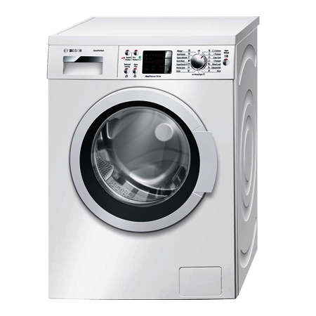 BOSCH WAQ28490GB, 8 kg 1400rpm Washing Machine with A+++ Energy Rating - White