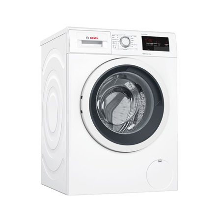 BOSCH WAT28371GB, 9Kg Washing Machine with 1400 rpm - White - A+++ Rated. Ex-Display Model