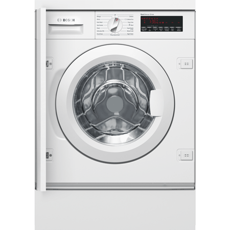 BOSCH WIW28500GB, 8kg Washing Machine with 1400 RPM Spin speed & A+++ energy rating