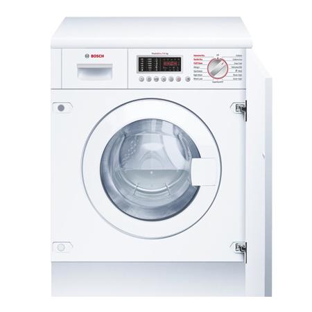 BOSCH WKD28541GB, Built-In 7Kg Wash/4Kg Dry 1400rpm Washer Dryer White