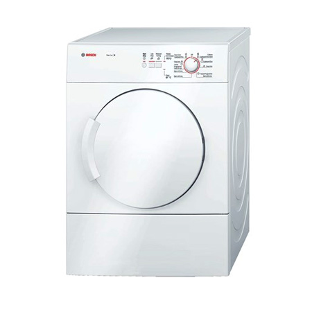 BOSCH WTA74100GB, 6kg Vented Dryer White
