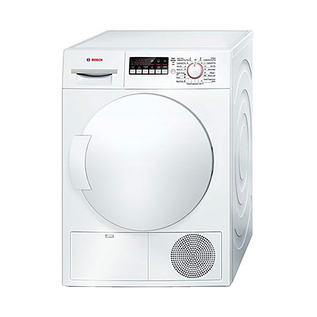 BOSCH WTB84200GB, 8kg Condenser Tumble Dryer White.