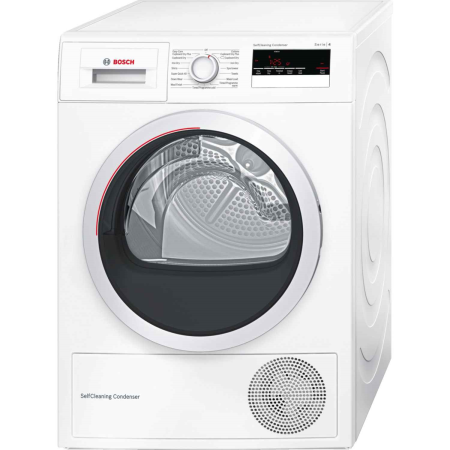 BOSCH WTM85250GB, 8kg Heat Pump Tumble Dryer