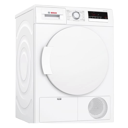 BOSCH WTN83200GB, 8kg Condenser Dryer White.