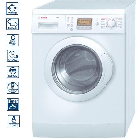 Bosch Wvd24520gb Exxcel Series 5kg Washer 25kg Dryer