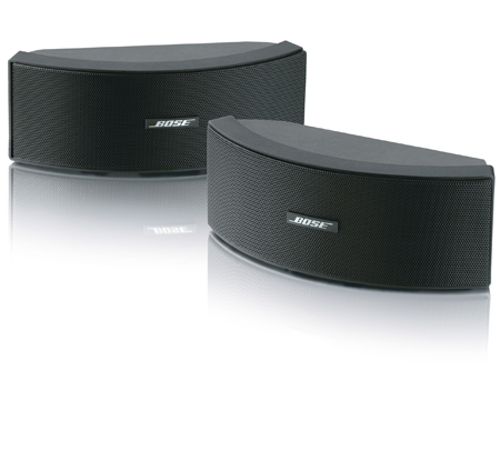 Bose 151 Black Wall Mounted Environmental Speakers