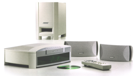 BOSE 321, Home Entertainment System