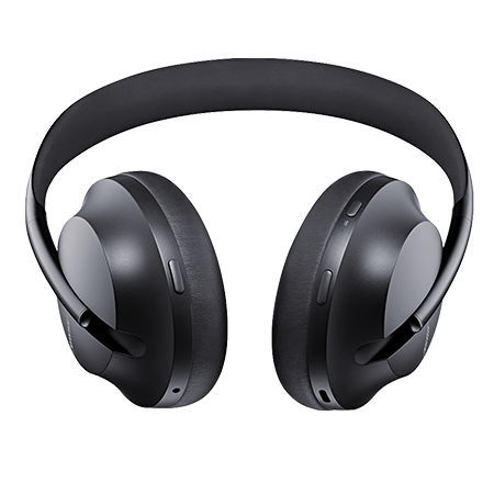 BOSE 700 Headphones Black, Acoustic Noise Cancelling headphones with Google Assistant & Alexa built-in