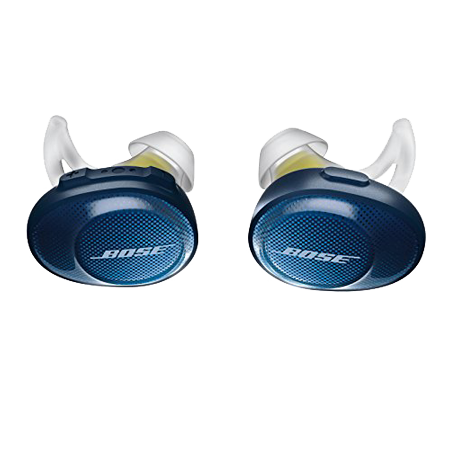 BOSE SoundSport Free Blue, Wireless in-ear headphones in Blue