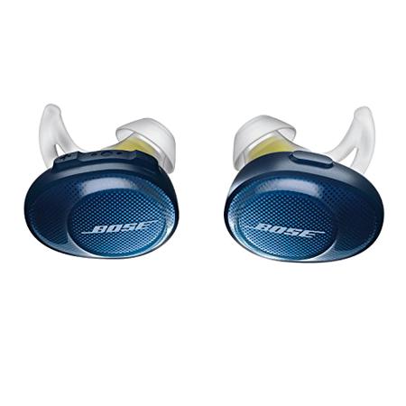 BOSE SoundSport Free Blue, Wireless in-ear headphones in Blue