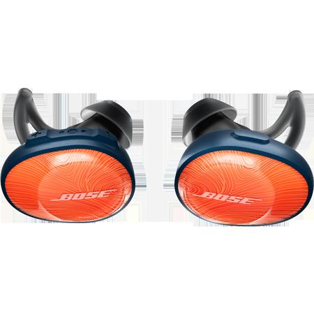 BOSE SoundSport Free Orange, Wireless in-ear headphones in Orange