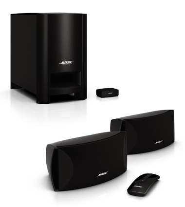 bose cinemate series ii speaker system reviews watch. Black Bedroom Furniture Sets. Home Design Ideas