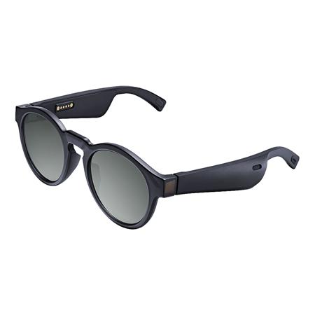 BOSE Frames Rondo Small Medium Black, Frames Rondo Small Medium Black (Audio Sunglasses)