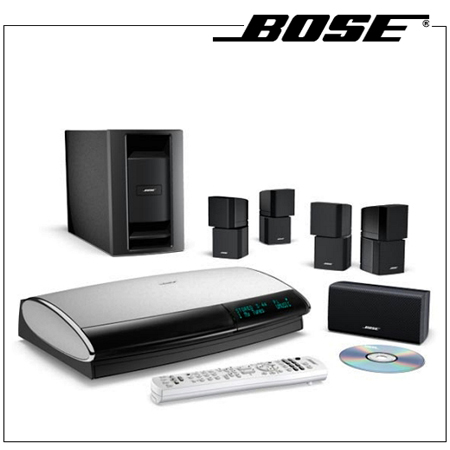 Bose lifestyle 28 series iii black home entertainment system