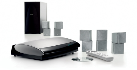 Bose lifestyle 28 series ii home entertainment system multiregion