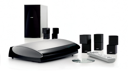 Bose lifestyle 48 series ii home entertainment system multiregion