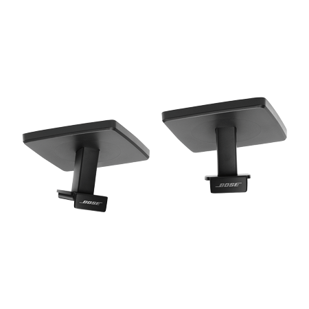 BOSE OmniJewel Ceiling Bracket Black, Ceiling Bracket pair for LIFESTYLE 650  Home Cinema System - Black