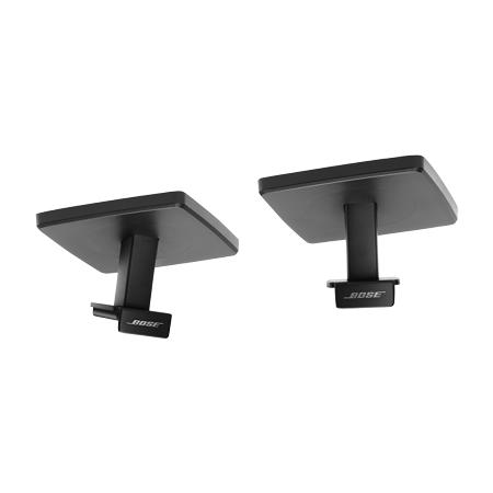 BOSE OmniJewel Ceiling Bracket Black, Ceiling Bracket pair for LIFESTYLE 650  Home Cinema System - Black