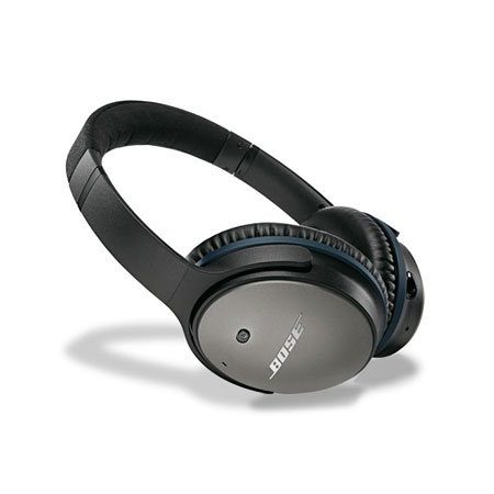 BOSE QuietComfort 25 Samsung Black, Bose QuietComfort 25 Acoustic Noise Cancelling headphones for Samsung and Android devices in Black