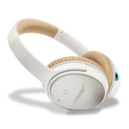 BOSE QuietComfort 25 Samsung White, Bose QuietComfort 25 Acoustic Noise Cancelling headphones for Samsung and Android devices in White