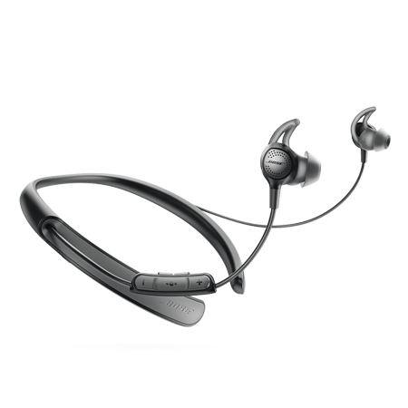BOSE QuietControl 30, Controllable noise cancelling wireless in-ear Headphones