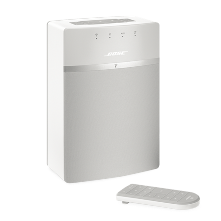 BOSE Soundtouch 10 White, SoundTouch 10 Wi-Fi  Wireless music system with Bluetooth connectivity in White