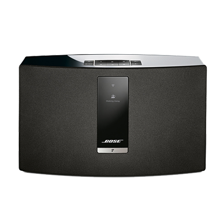 BOSE Soundtouch 20 III Black, SoundTouch 20 Wi-Fi  Series III Wireless music system with Bluetooth connectivity in Black