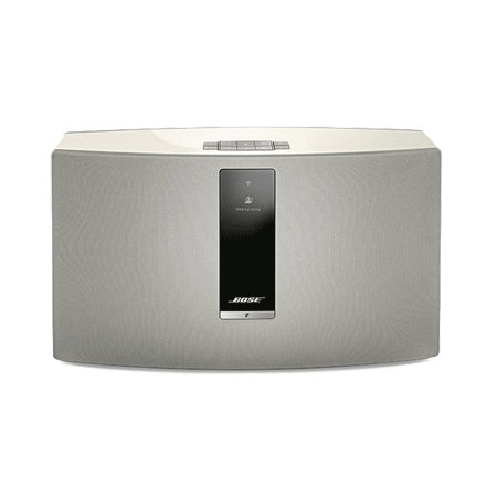 BOSE Soundtouch 30 III White, SoundTouch™ 30 Wi-Fi Series III Wireless music system with Bluetoothconnectivity in White.