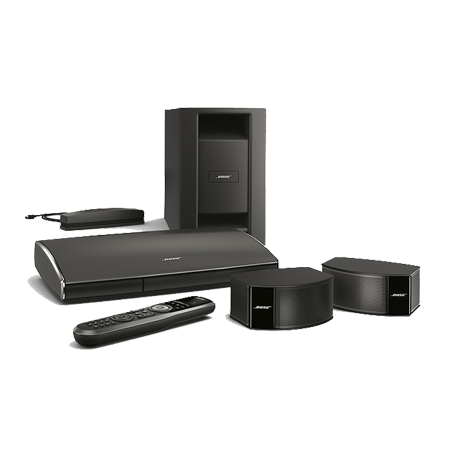 BOSE LIFESTYLE SoundTouch 235 Black, Bose Lifestyle SoundTouch 235 entertainment system in Black