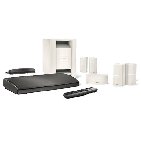 BOSE LIFESTYLE SoundTouch 535 White, Bose Lifestyle SoundTouch 535 entertainment system in White