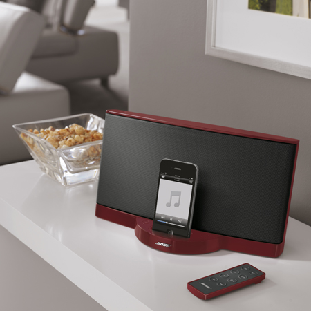 SoundDock® Series II Red
