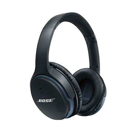 BOSE SoundLink Around-Ear Black, Around-Ear Bluetooth headphones in Black