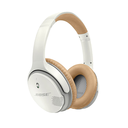 BOSE SoundLink Around-Ear White, Around-Ear Bluetooth headphones in White