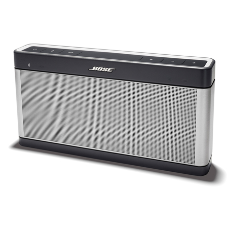BOSE SoundLink Bluetooth Mobile Speaker III, SoundLink Series III Bluetooth Mobile Speaker. Ex-Display