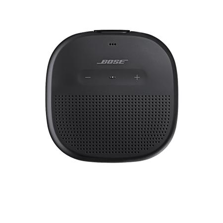 BOSE SoundLink Micro Black, SoundLink Micro Waterproof Bluetooth speaker in Black