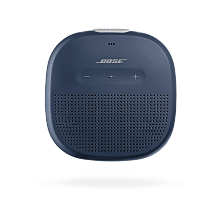 BOSE SoundLink Micro Blue, SoundLink Micro Waterproof Bluetooth speaker in Midnight Blue