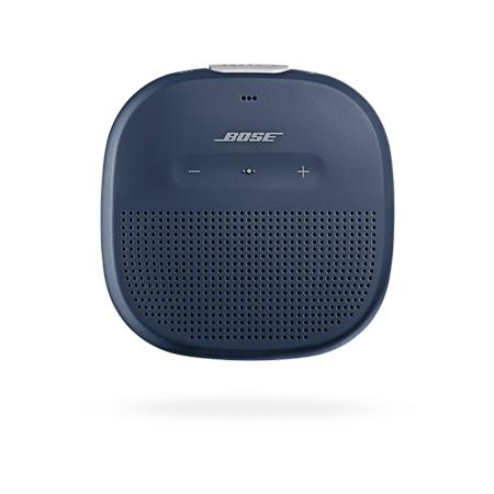 BOSE SoundLink Micro Blue, SoundLinkMicro Waterproof Bluetoothspeaker in Midnight Blue