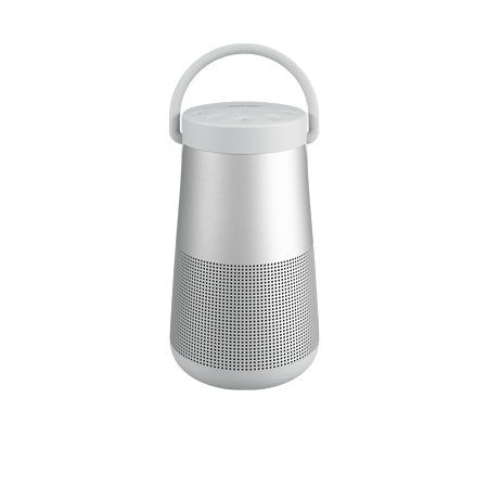 BOSE SoundLink Revolve Plus Lux Grey, 360° sound Portable Bluetoothspeaker in Grey