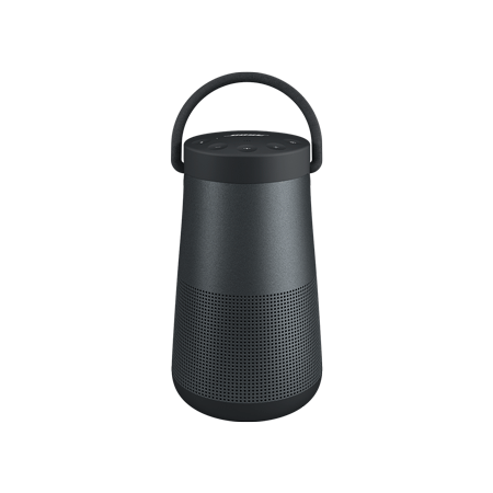 BOSE SoundLink Revolve Plus Triple Black, 360° sound Portable Bluetooth speaker in Black