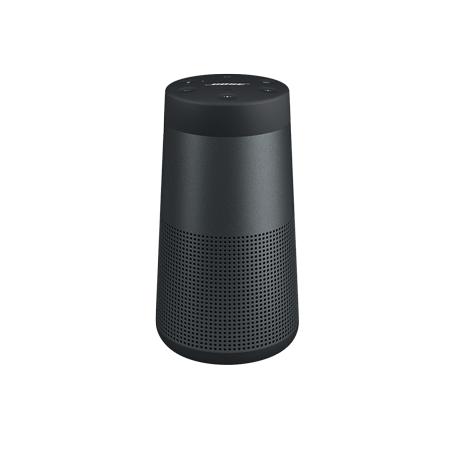 BOSE SoundLink Revolve Triple Black, 360° sound Portable Bluetooth speaker in Black