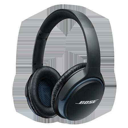 BOSE SoundLink Around-Ear II Black, Around-Ear Bluetooth Series II headphones in Black