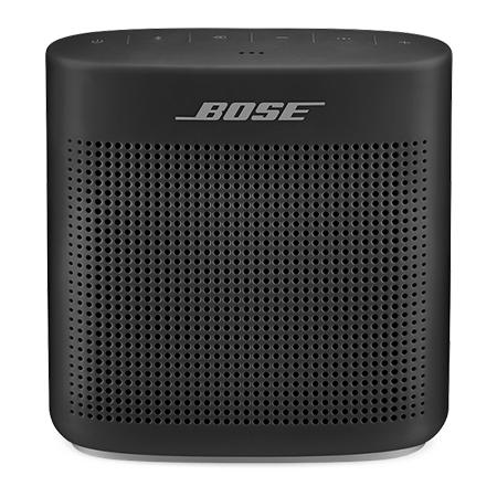 BOSE SoundLink Colour II Black, SoundLinkColour Bluetoothspeaker II Black