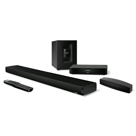 BOSE SoundTouch 130, Wireless Digital Home Cinema Speaker System with Bluetooth connectivity.Ex-Display