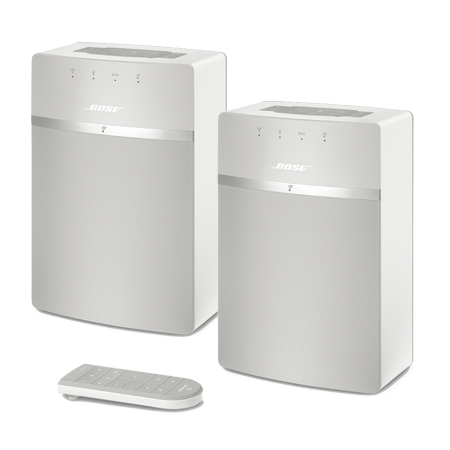 bose soundtouch 10. bose soundtouch 10 white twin pack, pack (2x units) bose