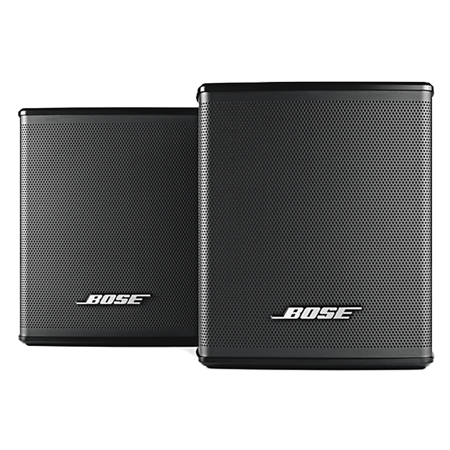 BOSE Surround Speaker Black, Wireless Surround Speaker in Black