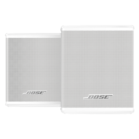 BOSE Surround Speaker White, Wireless Surround Speaker in White