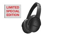 BOSE® | QuietComfort® 25 Triple Black Apple |