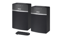 Buy BOSE® Soundtouch 10 Black Twin Pack