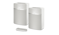 Best BOSE® Soundtouch 10 White Twin Pack